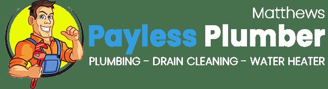 payless plumber matthews nc logo